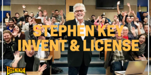 Stephen Key on BizNinja Entrepreneur Radio ABC News Radio